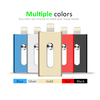 Portable metal 8gb usb memory stick , best metal retractable usb flash drive