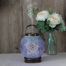 Far East Stainless Steel Iron Pot Aroma Air Diffuser