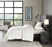 Horizon 3 Pieces Solid Luxury Quilt