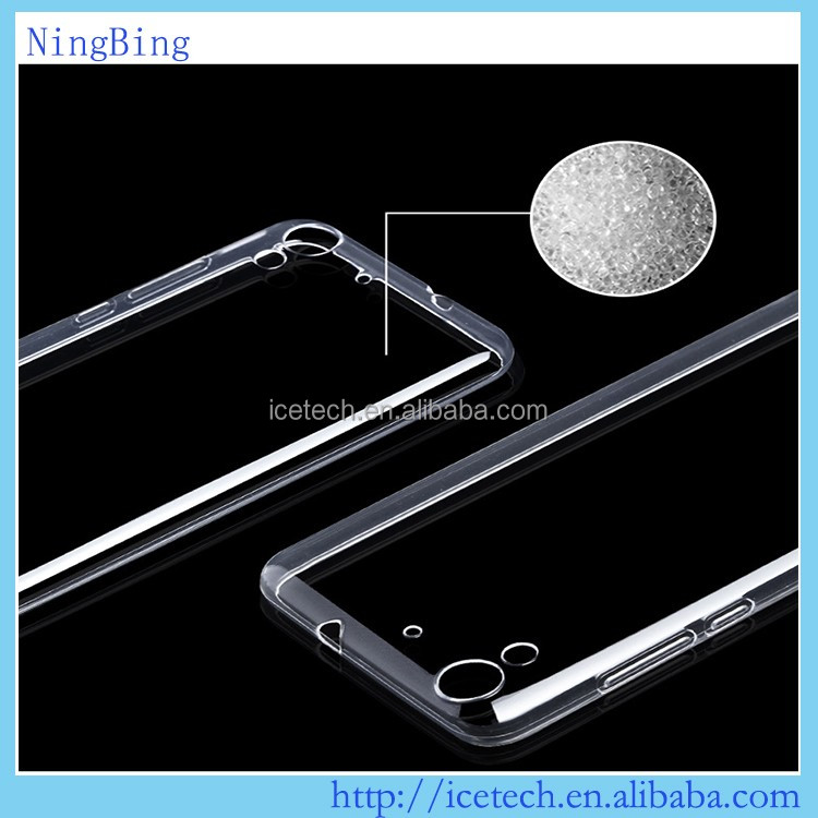 Cheap high quality ultra thin transparent tpu case for LG <strong>K10</strong> 2017