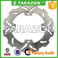 240mm Motorcycle Parts Rear Disc/Disk Plate Rotor for Suzuki RMZ 250 450 RMZ250 RMZ450