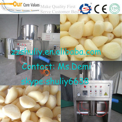 Garlic Peeling Machine/ Fresh Garlic Peeller for sale
