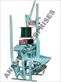Stationary Type Concrete Block Making Machine