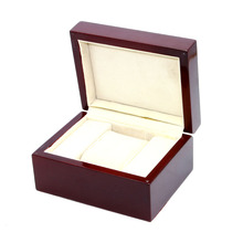 Latest Arrival Super Quality Handmade Solid Wood Watch Box For Wholesale