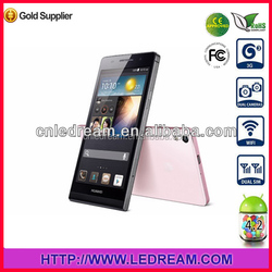 3g android cell phone dual sim 9500 android 4.2 quad core mini tablet pc mtk6589 smartphone