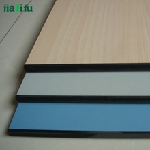 JIALIFU ISO Certificate cheapest phenolic exterior 3d wall paneling