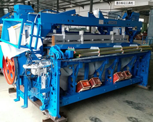 TD-728 Mechanical Dobby Rapier Loom and weaving carpet machine