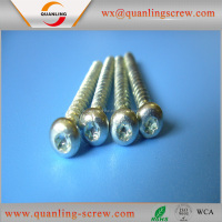 Wholesale products china round head galvanized self tapping screw
