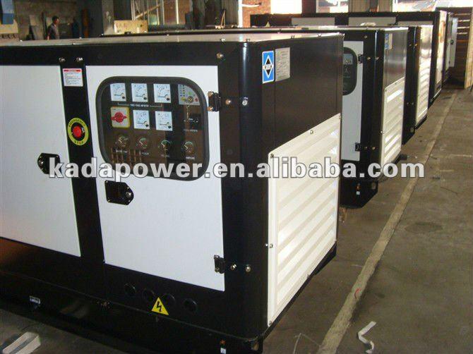 Soundproof canopy silent type mute diesel generator