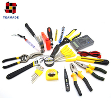 MULTIFUNCTION REPAIRING HAND TOOL SET,KNIFE,PLIERS ,ADJUSTABLE WRENCH AND SO ON