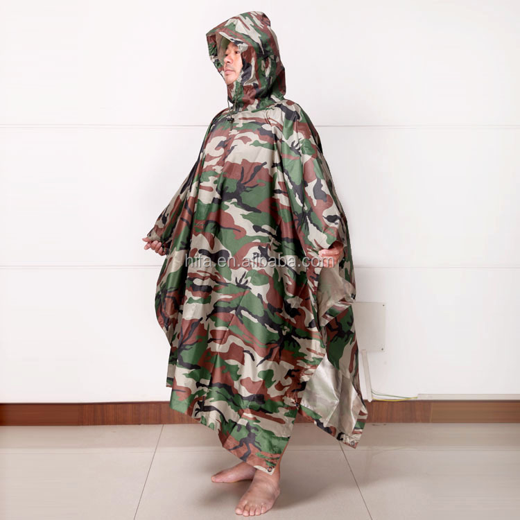 military poncho raincoat,military poncho,military camouflage fabric  (1).jpg