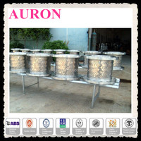 AURON accordion bellows/protective bellow covers/cnc machine bellow covers