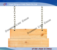 factory supply 2014 hot sale cold galvanized small hanging chain in best price