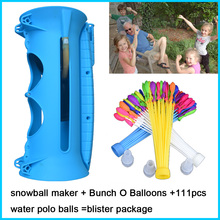 Indoor Snowball Fight Battle Outdoor Fun Snowballs Heavy Duty Snow Ball Maker