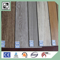 2015 Hot Sale Self adhesive pvc flooring for balcony with foam back