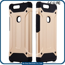 New design tpu + pc waterproof cell phone case for huawei v8