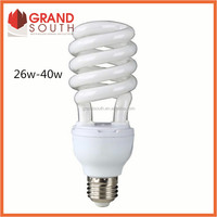 26W Half Spiral Energy Saving Lamp with CE certificated