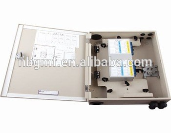 High quality FTTH 32 fibers corridor box for connection and distribution /metal box/PON box