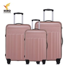 Zipper Polycarbonate 28 Hardtop Tsa Lock Trolley Luggage