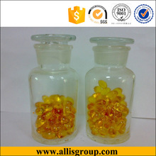 pharmaceutical grade high clarity gelatin capsules for liquid
