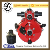 Multistage structure and high pressure pump pressure 12 volt water pump