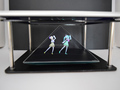 Promotional gift Hologram Advertise 3D Box Holographic for tablet