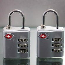 TSA-390 New Hot tsa locks international travel outdoor padlocks