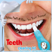 Daily Demand Products Non peroxide Wholesale Teeth Whitening Kits Home Use