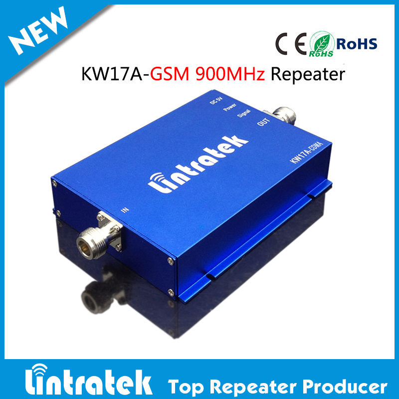 Lintratek brand GSM cell phone 2G OEM whole sales 980 mhz Indoor home use smart phone gsm 900 signal repeater
