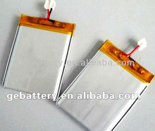 Polymer lithium battery 6767100 5000mAh/Prismatic cell
