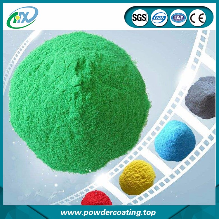 Powder wall coating paint and windshield water repellent powder coating raw materials