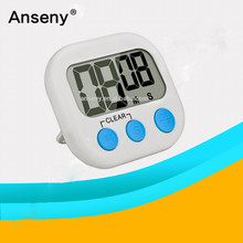 LCD display large size electronic alarm countdown timer /Kitchen Digital Timer Clock