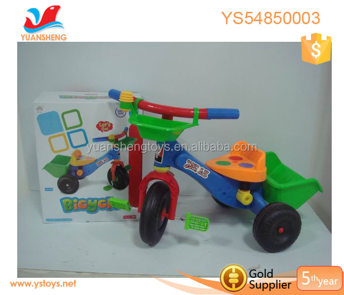 wholesale oem plastic outdoor toy kids ride on car for three years old child