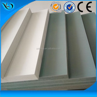 waterproof cheap 1220*2440*18 foam sheet 18mm PVC plastic formwork board for concrete