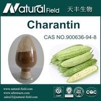 Factory Supply 100% Pure Natural Bitter Melon Extract Charantin powder