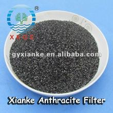 Washed Anthracite coal for waste water treatment