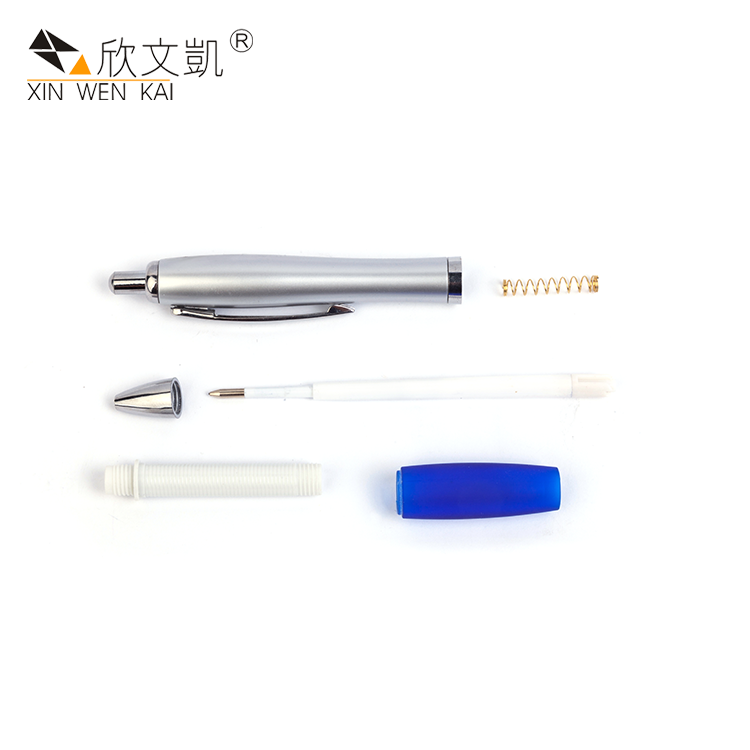 Wholesale Stationery High Quality Customized Promotion Slogan New Model Ball Pen