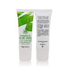 Anti acne moisturizing repairing soothing aloe vera gel