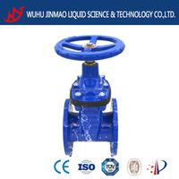 Industrial new type Din3352 F4 gate valve