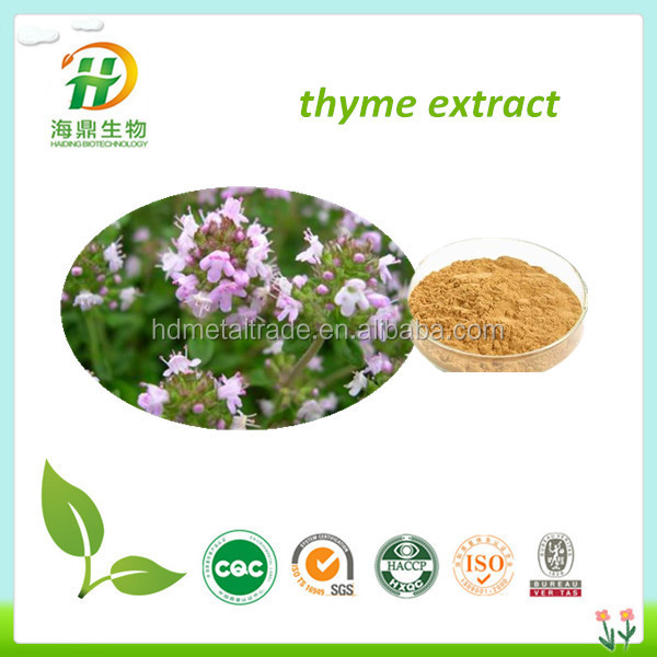 Natural Flavor Thyme Extract ,Thymol, carvacrol