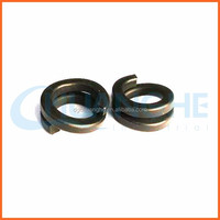 Factory price double coil spring lock washer