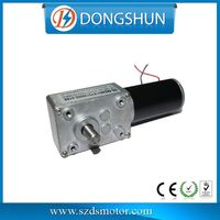 DS-58SW31ZY 8.4v 18 rpm long life variable rpm 12v dc gear motor 50kg.cm