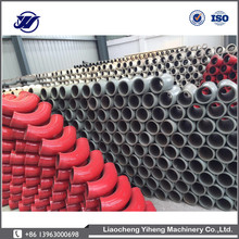 R275xDN125x45Degree SANY Concrete Pump Pipe Bends