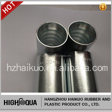 Factory Directly Supplier Stainless Steel Material Hydraulic Hose Ferrule