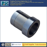 OEM and ODM high precision cnc machine services stainless steel shaft sleeve