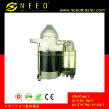 YAMAHA generator parts, Starter Motor for generator EF2600, EF6600 and MZ175, MZ2360 engine spare parts