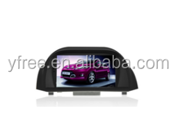 touch screen car dvd player FOR ford fiesta Android with GPS 2 din radio audio double din stereo