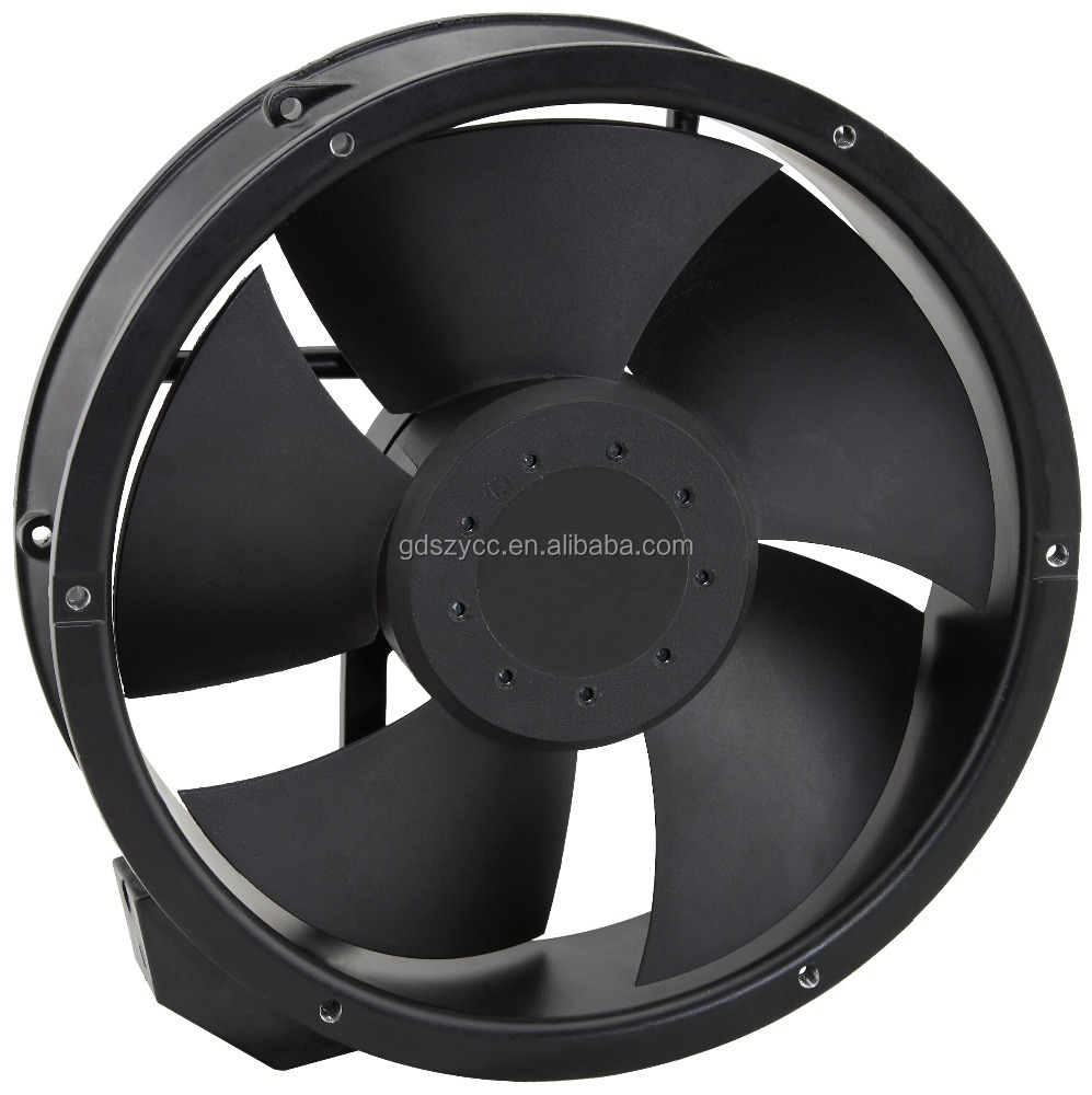 220x 60mm 2260 110v 220v 380v air flow rounded axial fan ac