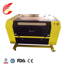 Mini Leather/Wool/Cloth/Acrylic CNC CO2 Laser Engraving Cutting Machine/label/sticker