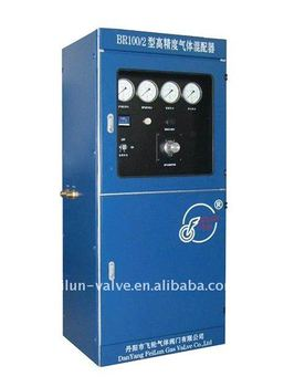 BR100/2 two-spot Gas mix machine for cutting machine